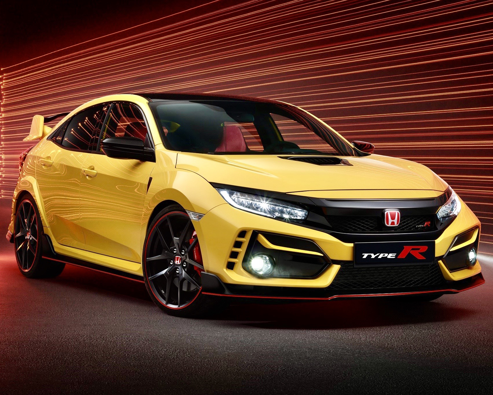 honda debuts 2021 civic type r limited edition • hype garage