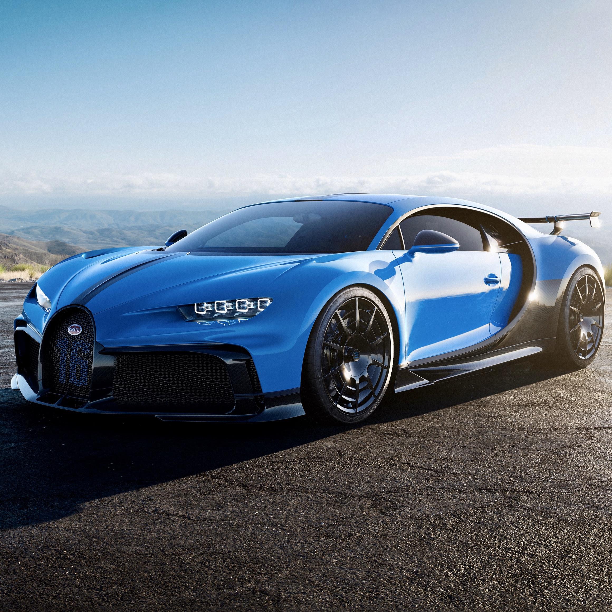 Bugatti Reveals All New Chiron Pur Sport • Hype Garage