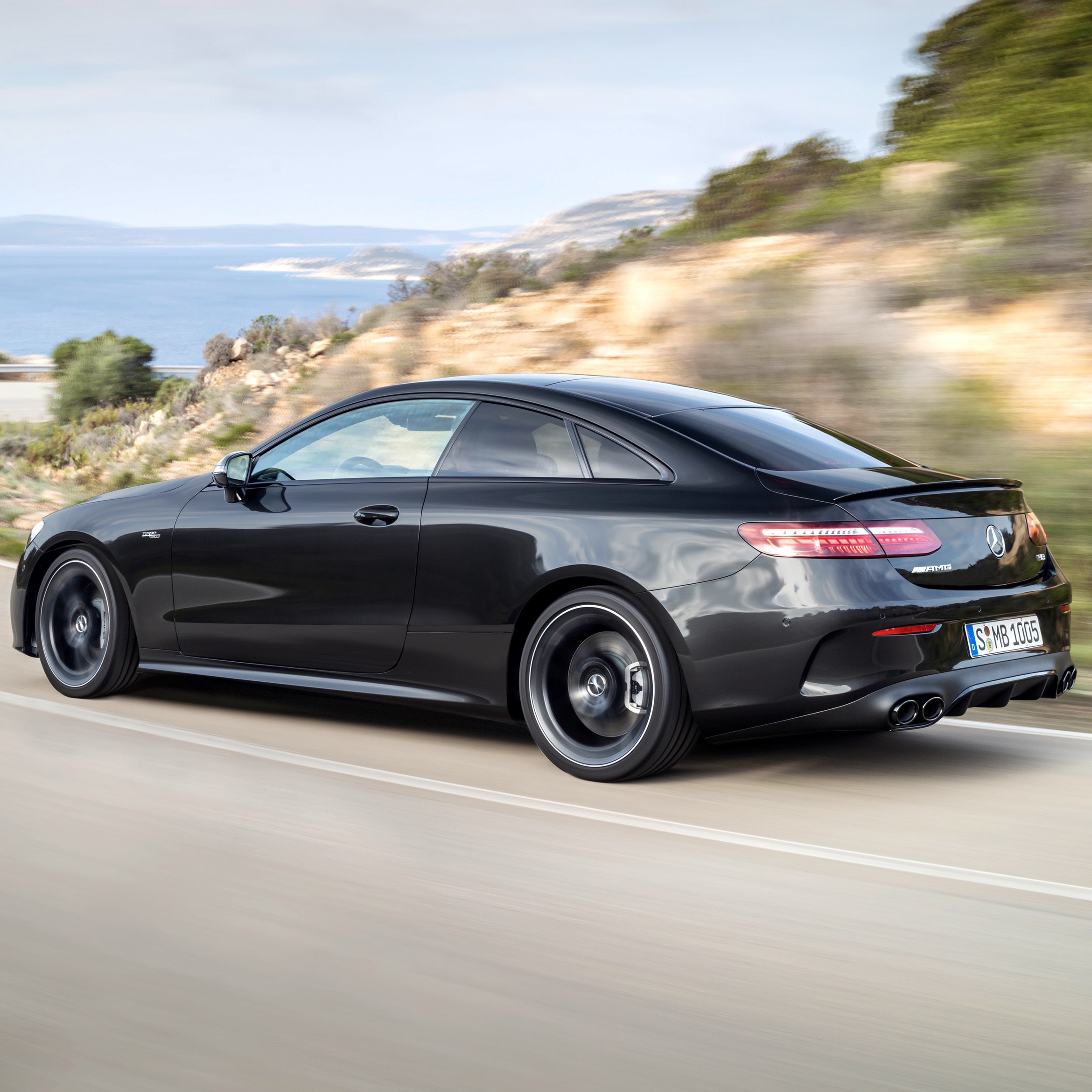 Mercedes-AMG Debuts Refreshed 2021 E 53 Coupe • Hype Garage