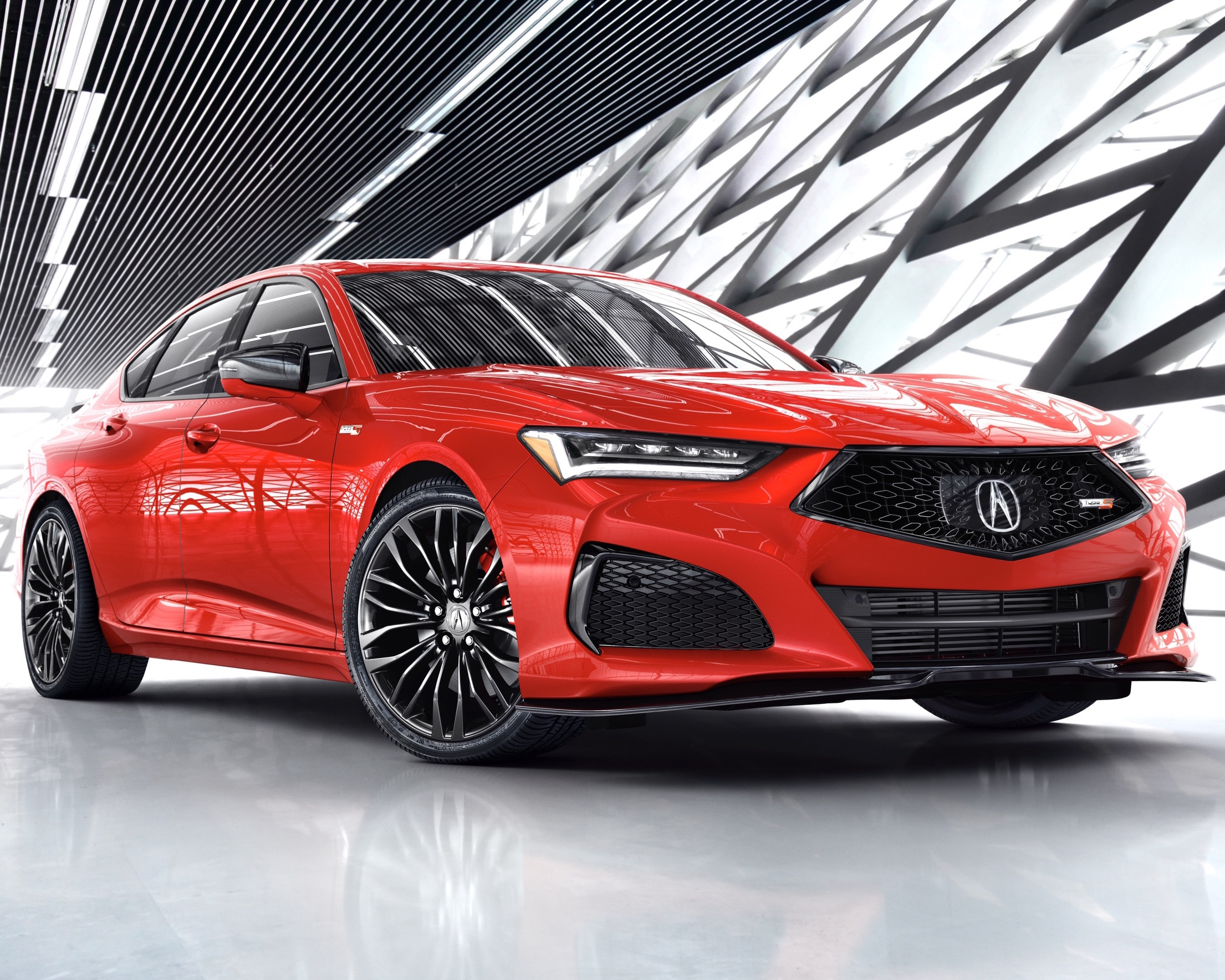 2021 acura tlx and tlx type s revealed • hype garage